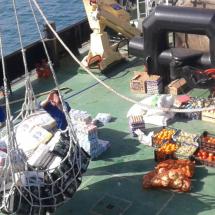 Ship-provision-supply-service